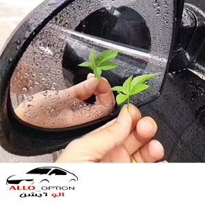برچسب ضد بخار شیشه رنو کپچر